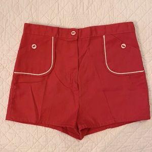 {VTG} White Stag Girls Pink Shorts